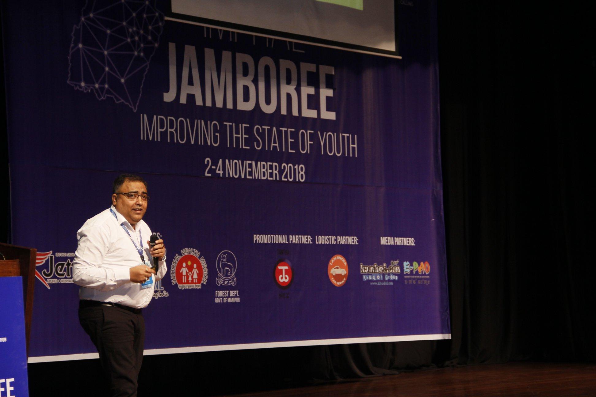 Jambore, Imphal