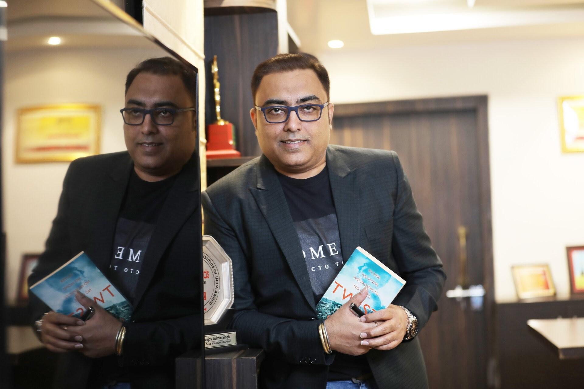 Jettwings Chairman - Sanjay Aditya Singh