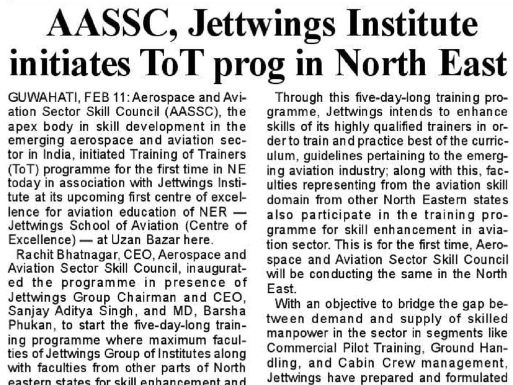 Jettwings - SIHM Association