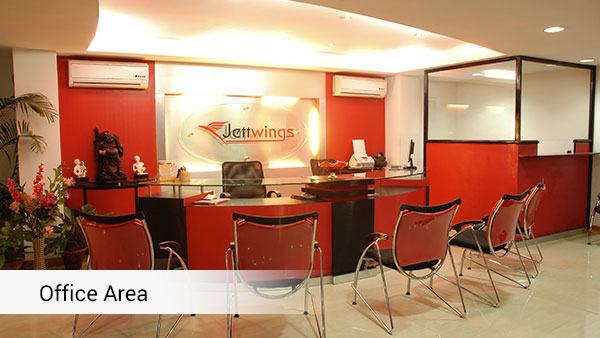 Jettwings Infrastructure - Office