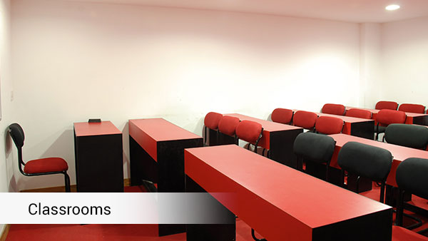 Jettwings Infrastructure - Classroom