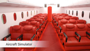 Jettwings Infrastructure - Aircraft Simulator